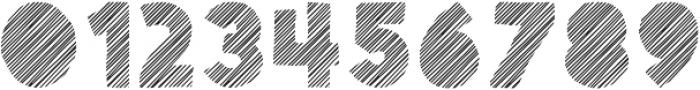 Spellbound Blind Stripes otf (400) Font OTHER CHARS