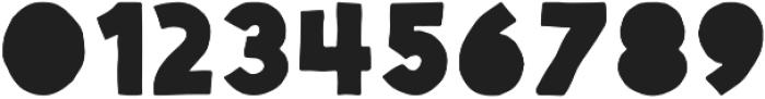 Spellbound Blind otf (400) Font OTHER CHARS