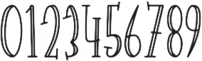 Spellbound Hollow otf (400) Font OTHER CHARS