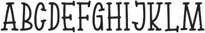 Spellbound Serif otf (400) Font UPPERCASE