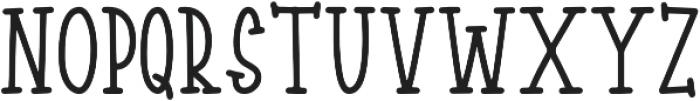 Spellbound Serif otf (400) Font LOWERCASE