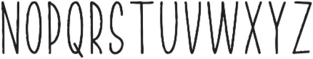 Spellbound Thin otf (100) Font UPPERCASE