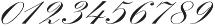 SpencerianPalmerPenmanship PRO otf (400) Font OTHER CHARS