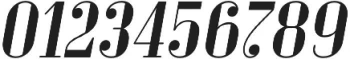Sperling FY Medium Italic otf (500) Font OTHER CHARS