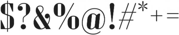 Sperling FY Medium otf (500) Font OTHER CHARS