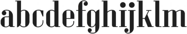 Sperling FY Medium otf (500) Font LOWERCASE