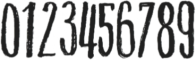 Spoodbrush Two otf (400) Font OTHER CHARS