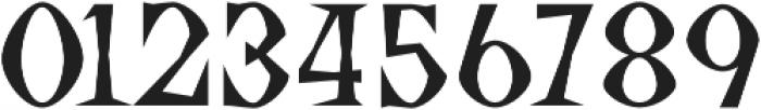 Spooktacular Demi Bold otf (600) Font OTHER CHARS