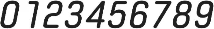 Spoon Semibold Italic otf (600) Font OTHER CHARS