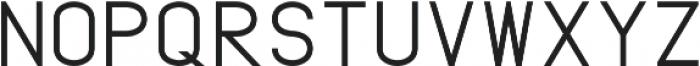 Sport ttf (400) Font UPPERCASE
