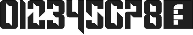 Sportscream ttf (400) Font OTHER CHARS