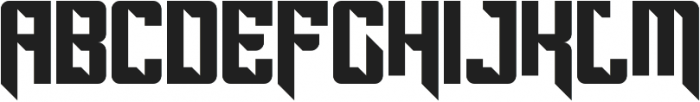 Sportscream ttf (400) Font UPPERCASE