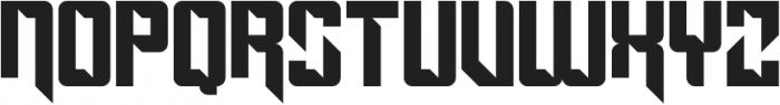 Sportscream ttf (400) Font LOWERCASE