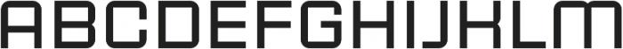 Sporty Pro Light otf (300) Font UPPERCASE