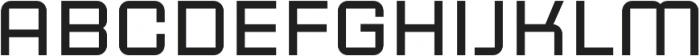 Sporty Pro Light otf (300) Font LOWERCASE