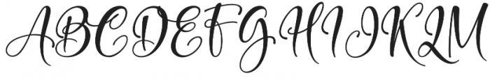 Spotlight otf (300) Font UPPERCASE