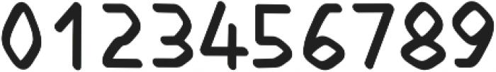 Sprawl regular otf (400) Font OTHER CHARS