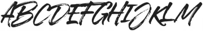 Sprightful Font otf (400) Font UPPERCASE