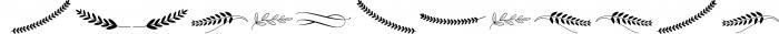 Spectacular Bundle Font UPPERCASE
