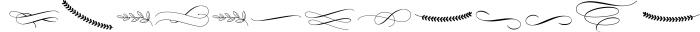 Spectacular Bundle Font LOWERCASE