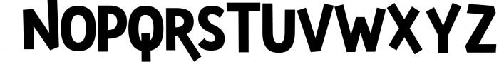Sportsball - fun font with alternates! 3 Font LOWERCASE