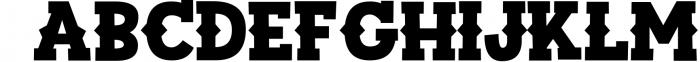 Sportsball - fun font with alternates! 5 Font UPPERCASE