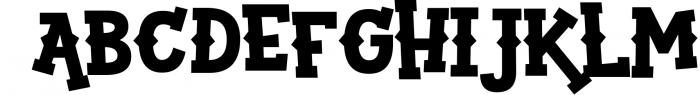 Sportsball - fun font with alternates! 5 Font LOWERCASE