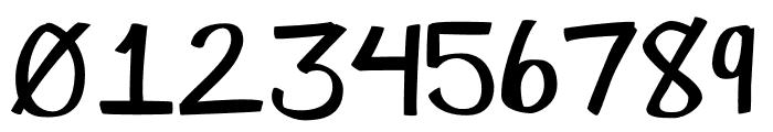 SP Marker Font Font OTHER CHARS