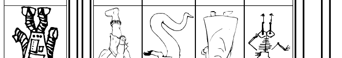 SPARKS Scrapbook Font OTHER CHARS