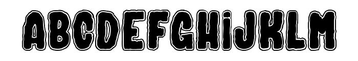 SPIRIT & GHOST Font LOWERCASE
