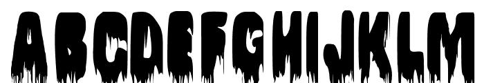 SpBywaj Font UPPERCASE