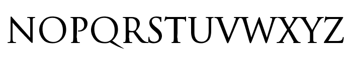 Space and Astronomy Font LOWERCASE