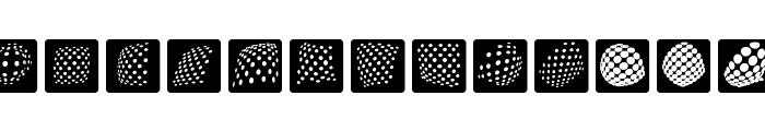 SpaceDreams Font UPPERCASE