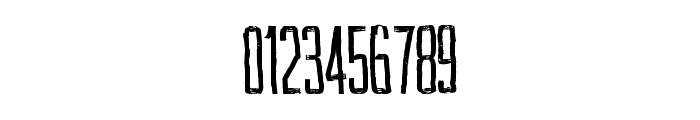 SpaceTransit Font OTHER CHARS