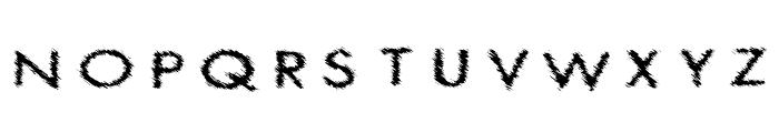 Spat Crumb Font LOWERCASE