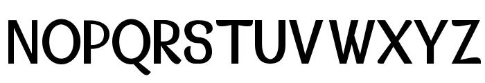 Spatha Sans Font UPPERCASE