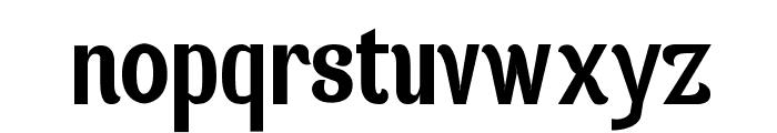 Spatha Sans Font LOWERCASE