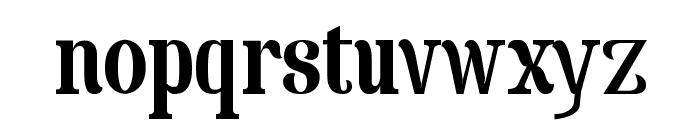 Spatha Serif Font LOWERCASE