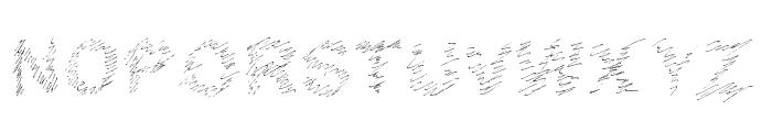 SpazAttack Font UPPERCASE