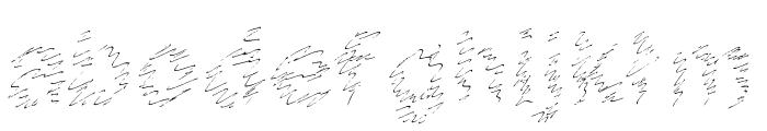SpazAttack Font LOWERCASE