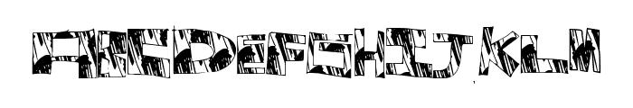 SpecialBrand Font UPPERCASE