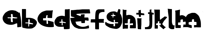 SpecialExit Font LOWERCASE