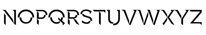 Spectral Font UPPERCASE