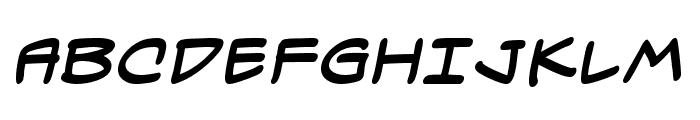 Spectre Verde BB Bold Font UPPERCASE