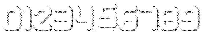 Spectro Font OTHER CHARS