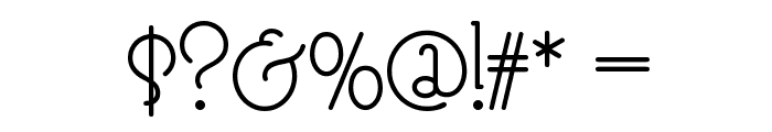 Speedball No 3 NF Font OTHER CHARS