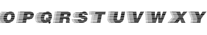 Speedway Font LOWERCASE