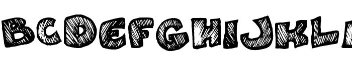 Speedy Font LOWERCASE