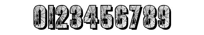 Spiders Font OTHER CHARS