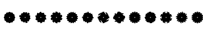 Spijner-Extreme Font LOWERCASE